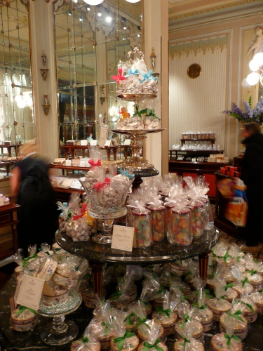some of the goodies you can buy at Demel.
