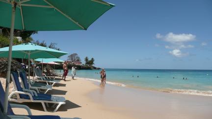 Store Bay Beach, Tobago.