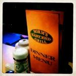 Norm's menu